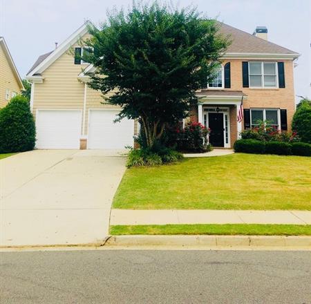 Cumming Real Estate in Hampton Subdivision