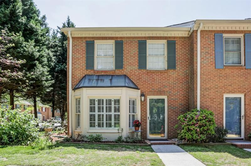 Property Details 2021 Raleigh Tavern Drive Roswell